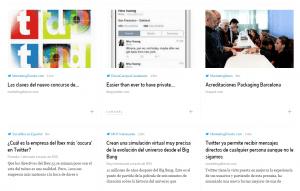 Twitter en Flipboard