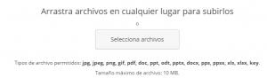 Insertar objeto en WordPress