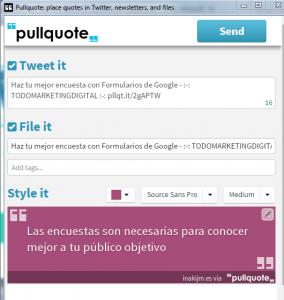 pullquote