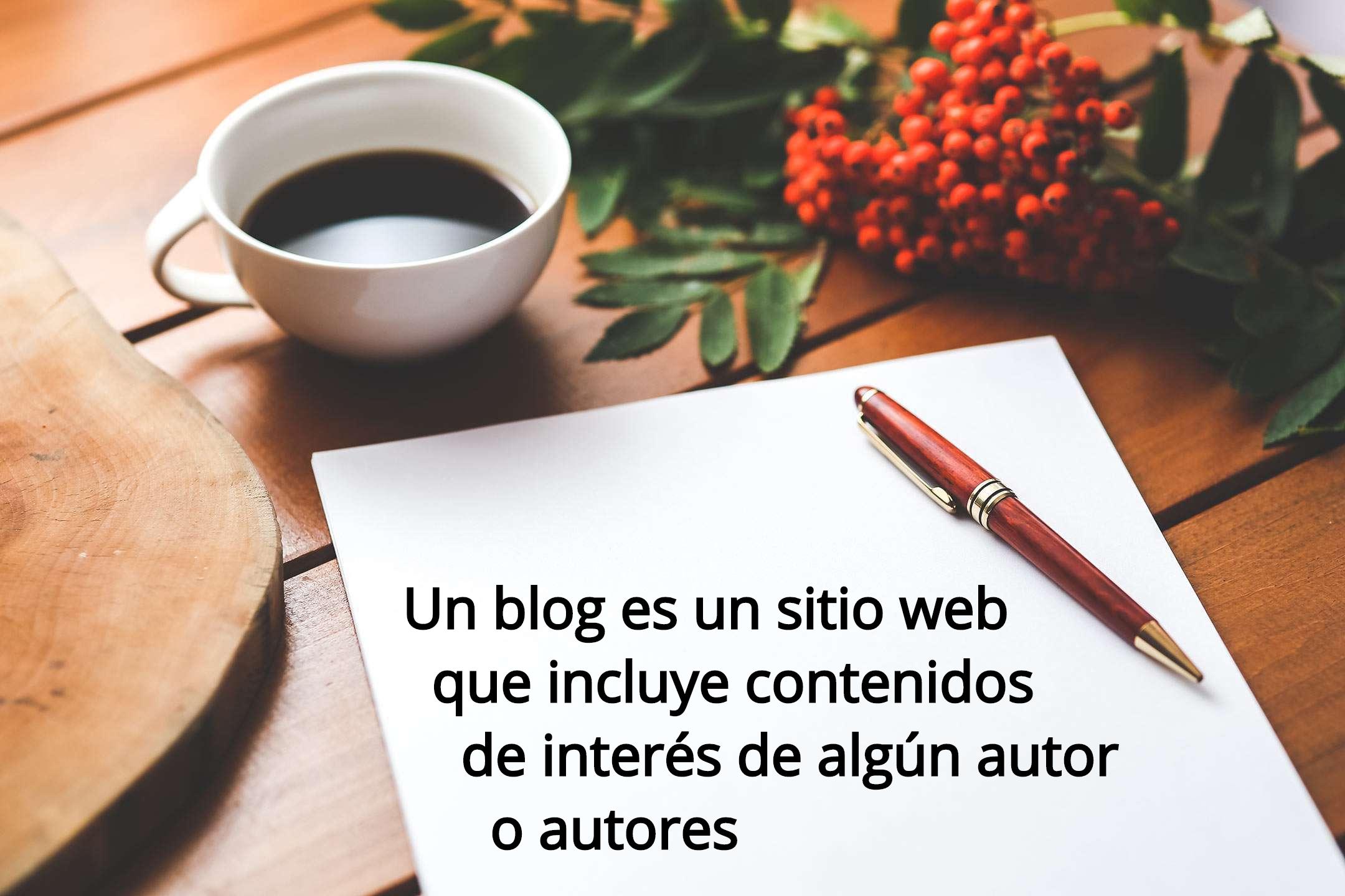 SEO y blog