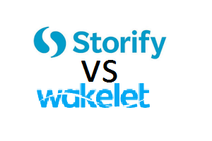 Storify vs Wakelet