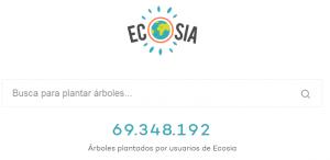 Arboles Ecosia