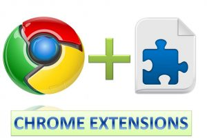 Chrome Extensiones